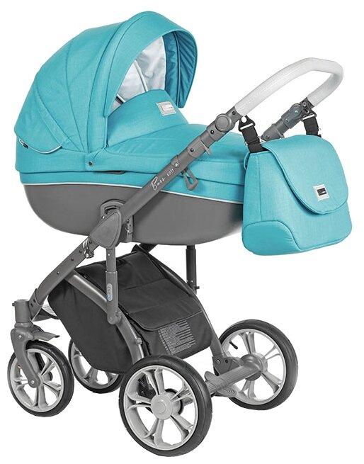 Детская универсальная коляска Roan Bass Soft 2 в 1 (Caramel White)