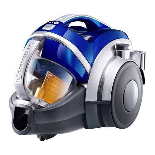 Пылесос LG V-C73180NBSP блестящий синий