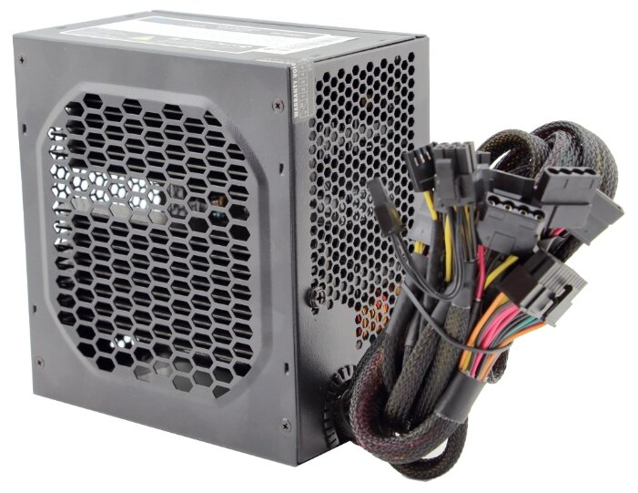 PowerCool FQ-500BT Блок питания ATX 500W безвентиляторный