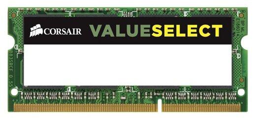 Corsair Оперативная память Corsair CMSO8GX3M1C1600C11