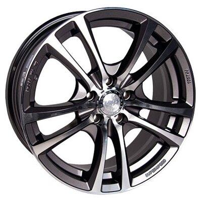 Колесный диск Racing Wheels H-346 6.5x15/5x114.3 D67.1 ET40 DB F/P