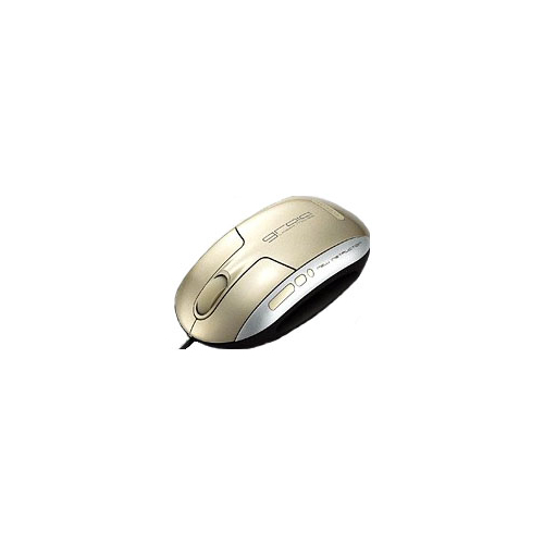 Мышь Elecom WTM-MGR01CG Gold USB+PS/2