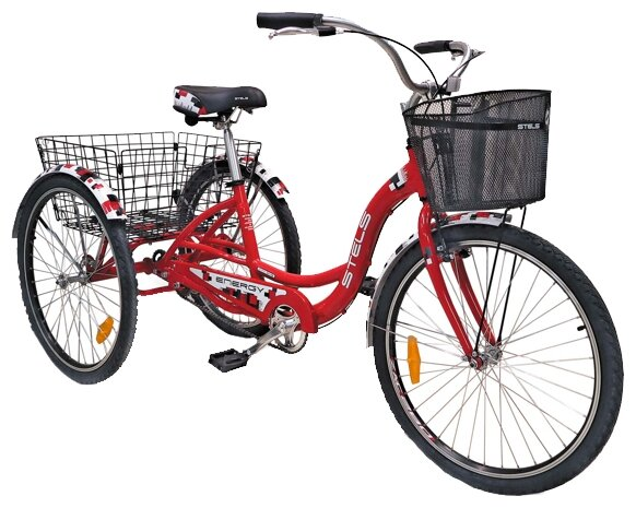 Велосипед для взрослых STELS Energy I 26 (2017)
