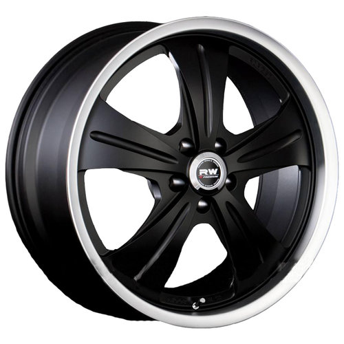 Фото - Колесный диск Racing Wheels HF-611 10x22/5x112 D66.6 ET35 DB P колесный диск pdw wheels 5058