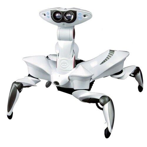 Купить Интерактивная игрушка робот WowWee Roboquad белый, Роботы и трансформеры