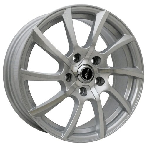 цена Колесный диск X-Race AF-14 6.5x16/5x114.3 D66.1 ET40 SF онлайн в 2017 году