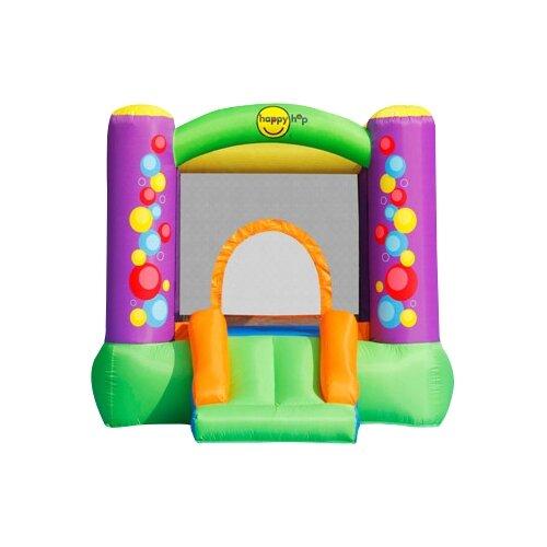 надувной батут неожиданные препятствия 9163 happy hop Надувной комплекс Happy Hop Игра 9201B