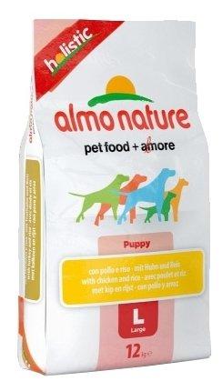 Корм для собак Almo Nature Holistic Large Puppy Chicken and Rice