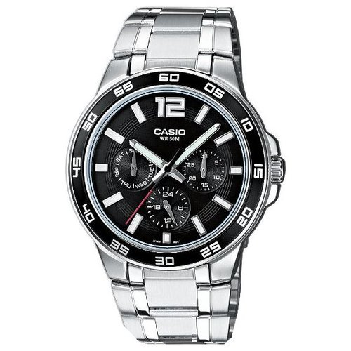 Наручные часы CASIO MTP-1300D-1A casio mtp 1094e 1a