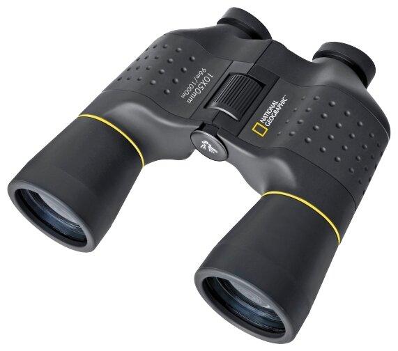 Бинокль National Geographic 10x50 черный