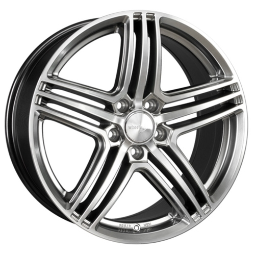 Колесный диск Wheelworld WH12 8x19/5x112 D66.6 ET35 HSP+