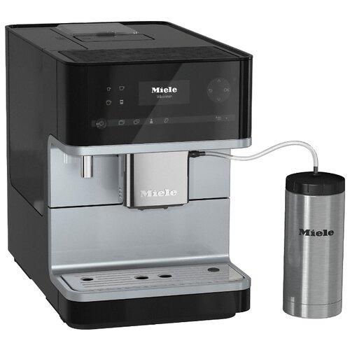 Кофемашина Miele CM 6350 черный обсидиан