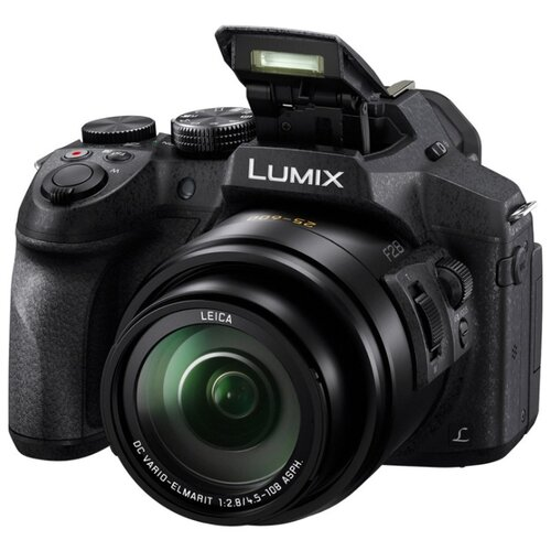 Фотоаппарат Panasonic Lumix DMC-FZ300 черный