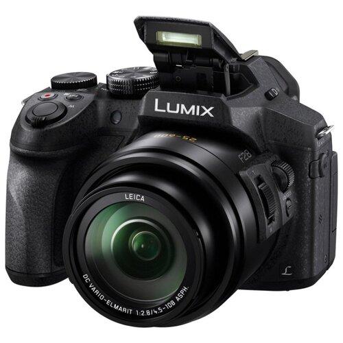 цена на Фотоаппарат Panasonic Lumix DMC-FZ300 черный