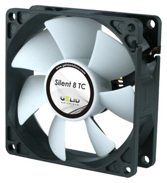 GELID Solutions Система охлаждения для корпуса GELID Solutions Silent 8 TC