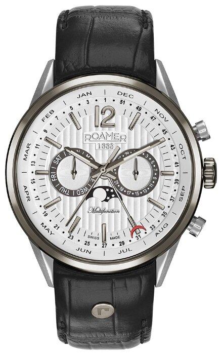 Мужские часы Roamer 510.902.39.54.05 Женские часы Casio BGA-230SC-7B
