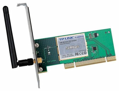 Wi-Fi адаптер TP-LINK TL-WN551G