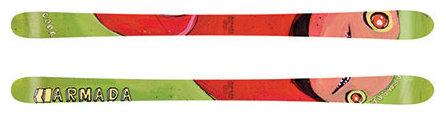 Горные лыжи ARMADA Coda (08/09)