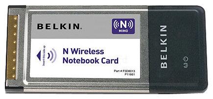 Wi-Fi адаптер Belkin F5D8013yy
