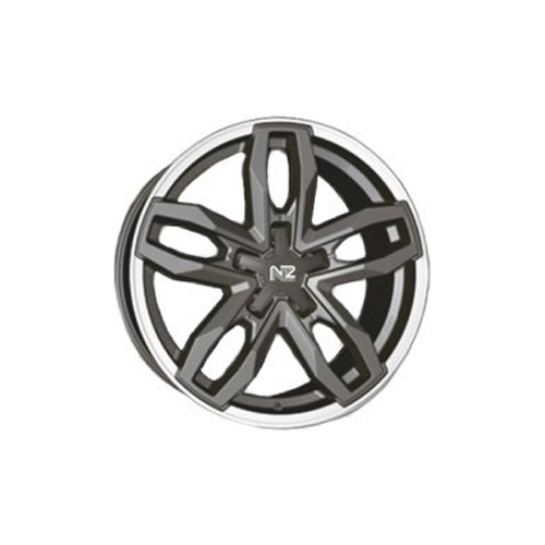 Колесный диск NZ Wheels F-47 6.5x16/5x114.3 D67.1 ET46 BKPL
