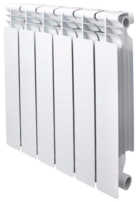Радиатор биметаллический Ogint РБС 500 x10 — купить по выгодной цене на Яндекс.Маркете