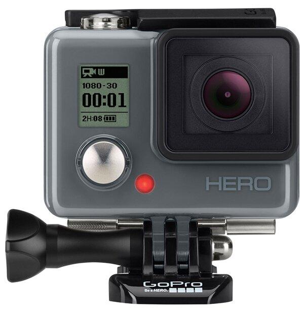 GoPro Экшн-камера GoPro HERO (CHDHA-301)