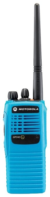 Рация Motorola GP340 ATEX