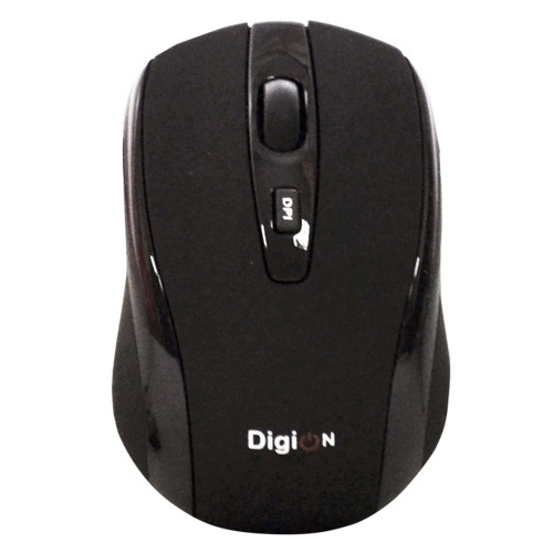 Мышь DigiOn PTM306AG Black USB