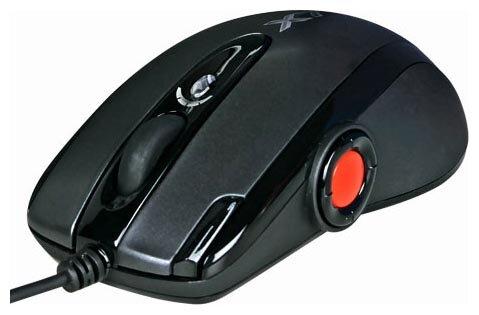 Мышь A4Tech X-755FS Black USB