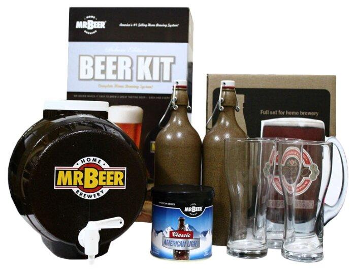 Мини-пивоварня Mr.Beer Master Kit