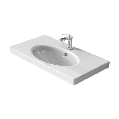Раковина-столешница 90 см SANITA LUXE NEXT 90 раковина мебельная sanita luxe next 60 для мебели 23396 next 60