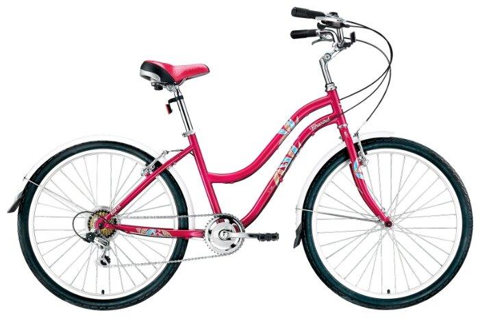 Городской велосипед FORWARD Evia 26 1.0 (2017)
