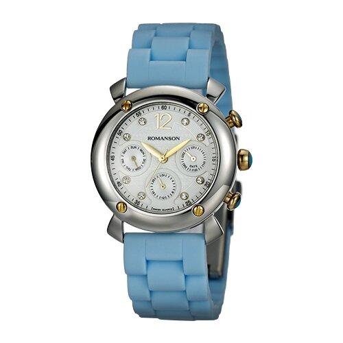Наручные часы ROMANSON RL2636FLC(WH) наручные часы romanson rl3239lg wh wh