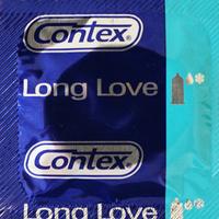 Презервативы Contex Long Love 3 шт.