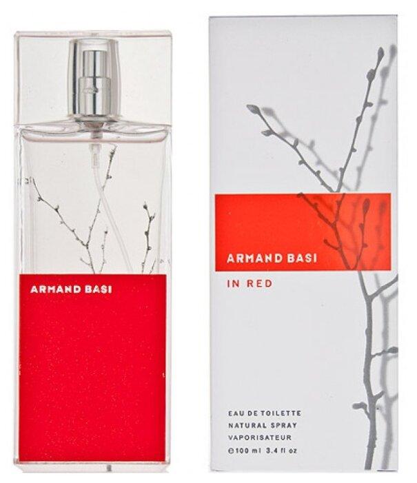 Armand Basi In Red Eau de Toilette