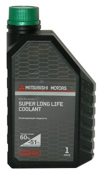 Антифриз Mitsubishi Super Long Life Coolant 60,