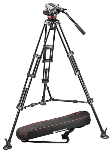 Manfrotto Штатив Manfrotto 546BK-1/MVH502A