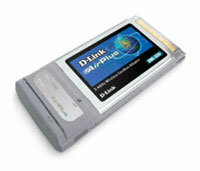 Wi-Fi адаптер D-link DWL-650+