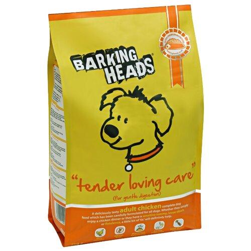 Корм для собак Barking Heads Для собак с чувствительным пищеварением с курицей и рисом До последнего кусочка (12 кг)Корма для собак<br>