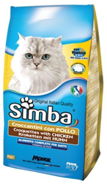 Simba Сухой корм для кошек Курица (2 кг)