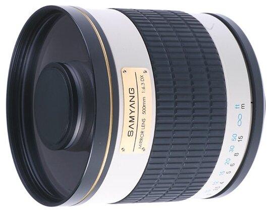 Объектив Samyang 500mm f/6.3 MC IF Mirror Canon EF