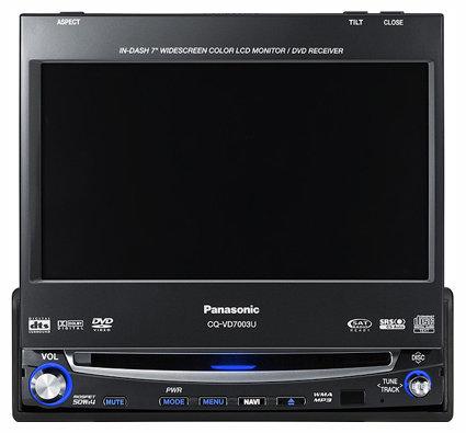 Panasonic CQ-VD7003
