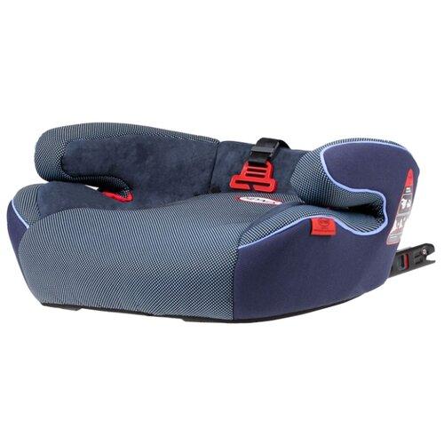 Фото - Бустер группа 3 (22-36 кг) Heyner SafeUp XL Fix, Cosmic Blue автокресло бустер heyner safeup fix xl черный солнцезащитные шторки в подарок