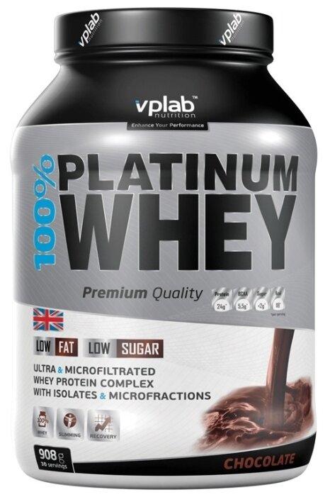 Протеин VP Laboratory 100% Platinum Whey (908 г)