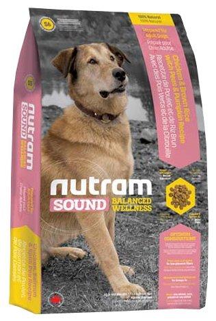 Корм для собак Nutram S6 Для взрослых собак (2.72 кг)