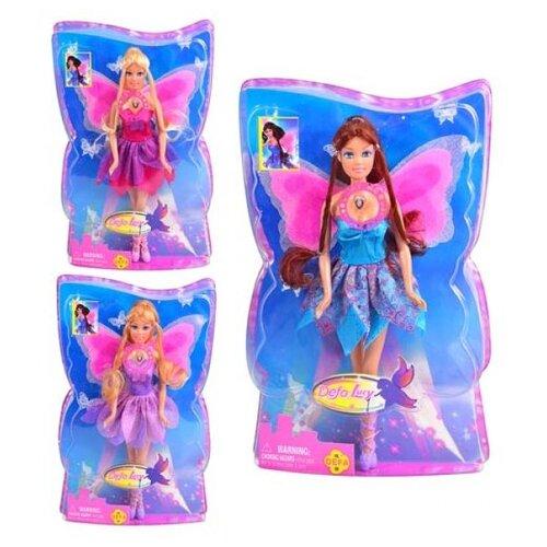 Купить Кукла Defa Lucy Фея 32 см 8196, Куклы и пупсы