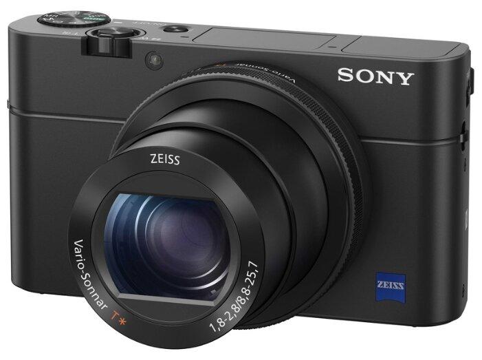 Сравнение с Фотоаппарат Sony Cyber-shot DSC-RX100M4