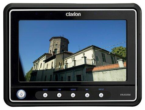 Автомобильный телевизор Clarion VMA5096