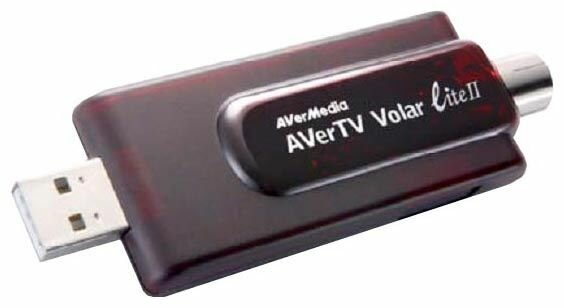 AVerMedia Technologies AVerTV Volar Lite II
