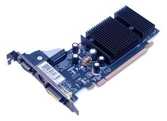 Купить Видеокарта XFX GeForce 6600 LE 300Mhz PCI-E 128Mb